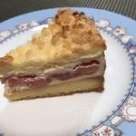 クランブルチーズのりんごケーキ.JPG