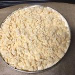 クランブルチーズのりんごケーキ3.JPG