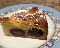 ピオーネのバターケーキ.JPG