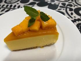 マンゴーのチーズケーキ.jpg